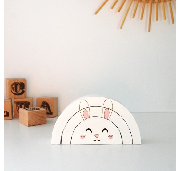 """Baby puzzle """"Lapin"""""""