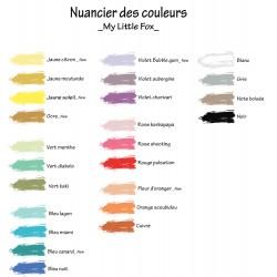 Loto des couleurs : Les Gentlemen