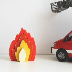 """Puzzle """"Flamme"""""""