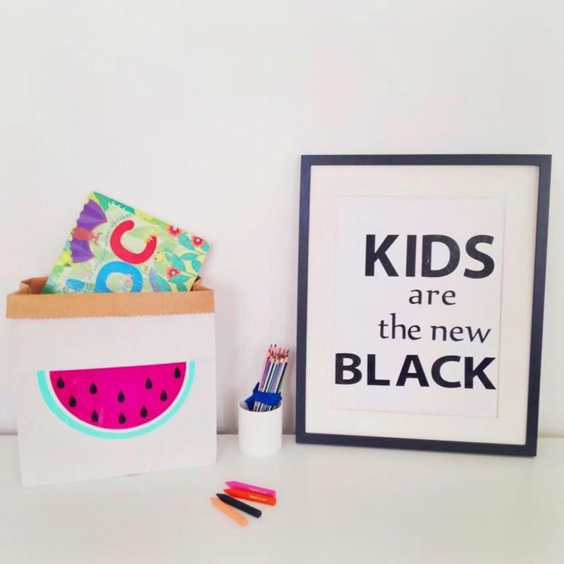 "PaperBag ""Watermelon"""