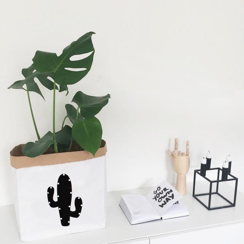 """PaperBag """"Cactus"""""""